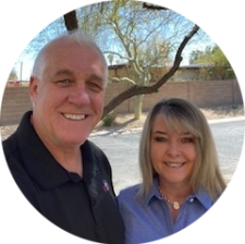 crime scene clean up company owners Angela Wilson and Mick Varoskovic
